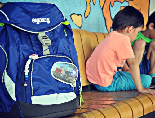 Ein neues Abenteuer beginnt: mein Kind kommt in die Schule! (Werbung)