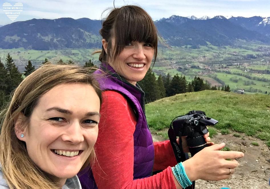 Mama Bloggerinnen Wandern