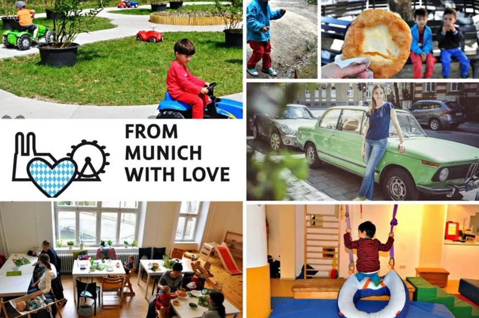 Meine Stadt München