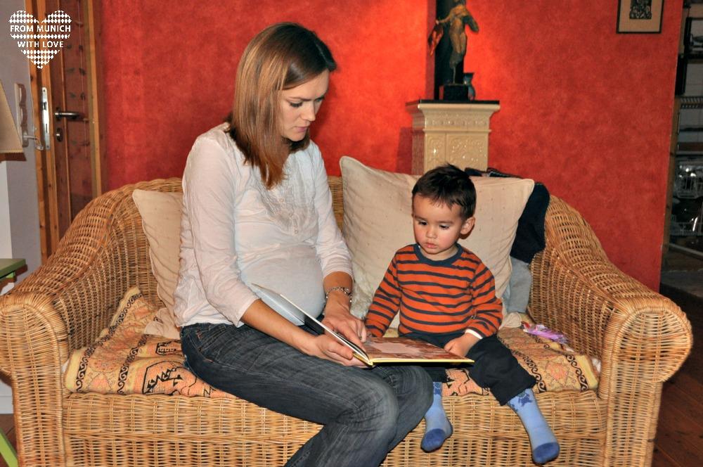 Vorlesen Schwangerschaft