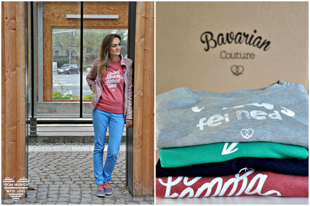 Bavarian Couture Sweatshirts_So jung kemma nimma zam