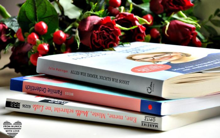 Buchempfehlungen im Herbst Bloggerinnen