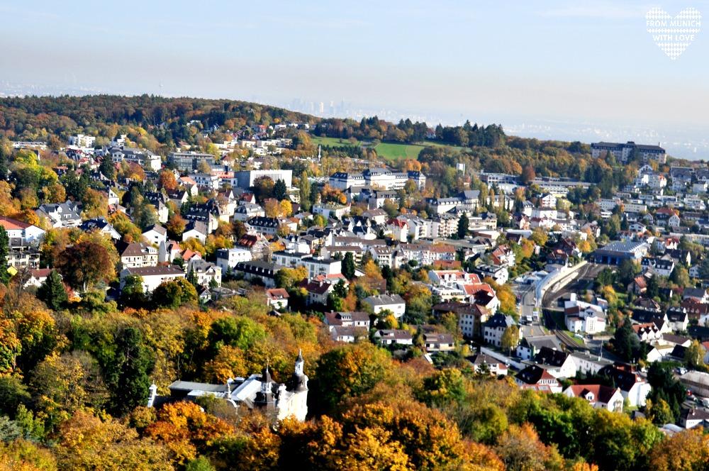 Burgruine Königstein im Taunus