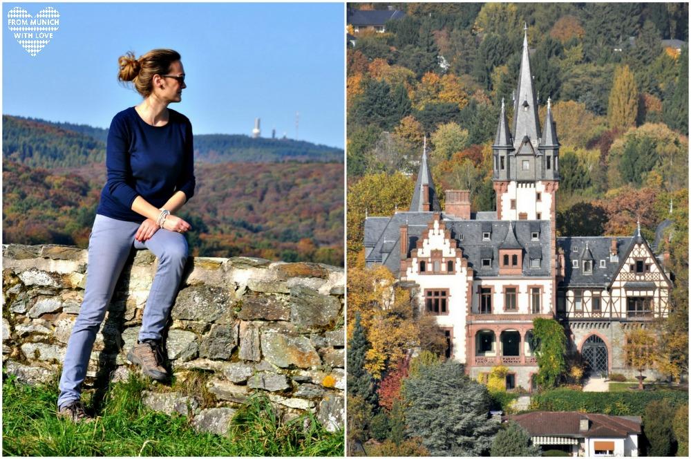 Burgruine Königstein im Taunus_Familienausflug