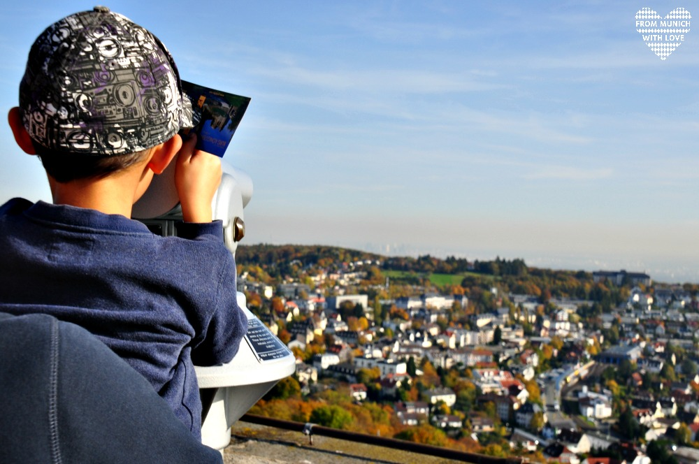 Familienausflug Königstein im Taunus Burg