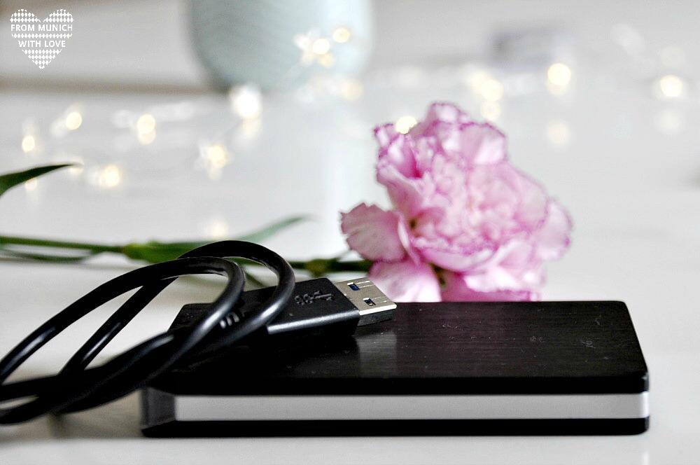 Geschenke für Blogger und Instagramer_Externe Festplatte