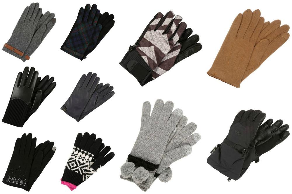 Geschenke für Blogger und Instagramer_Handschuhe mit Touchscreenfunktion