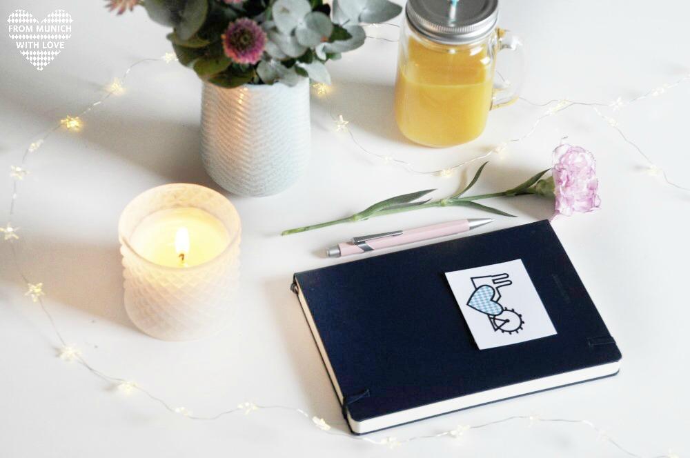 Geschenke für Blogger und Instagramer_Personalisierte Notizbücher