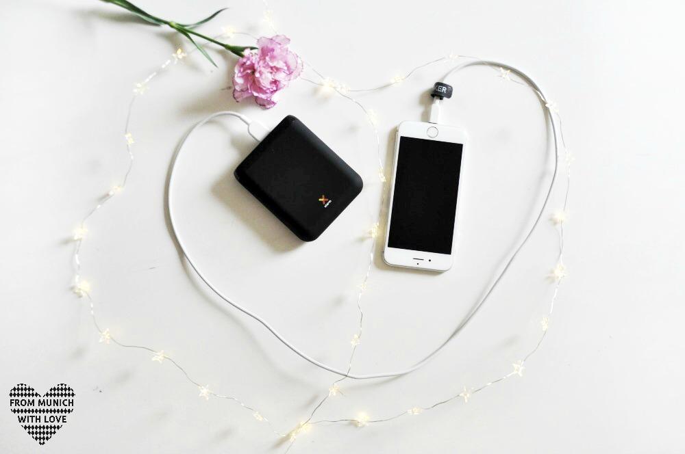 Geschenke für Blogger und Instagrammer_Powerbank