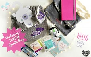 Verlosung Baby Goodie Bag