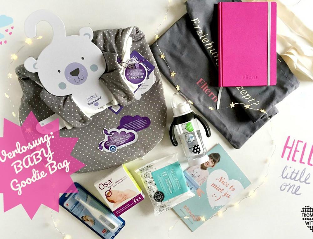 Verlosung: BABY-Goodie Bag der Bloggerkonferenz FamilyCon