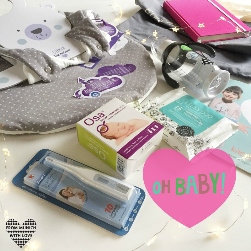 Verlosung Baby Goodie Bag