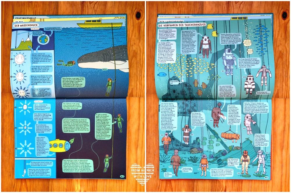 Kinderbücher aus Polen - Tief im Wasser