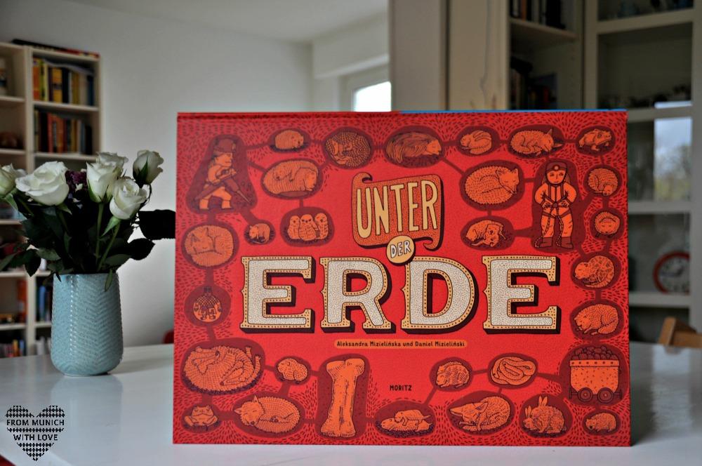 Kinderbücher aus Polen - Unter der Erde