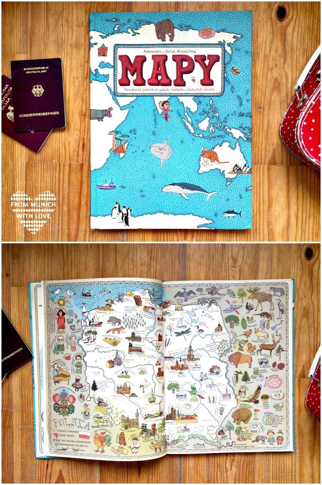 Kinderbücher aus Polen - Aller Welt Landkarten