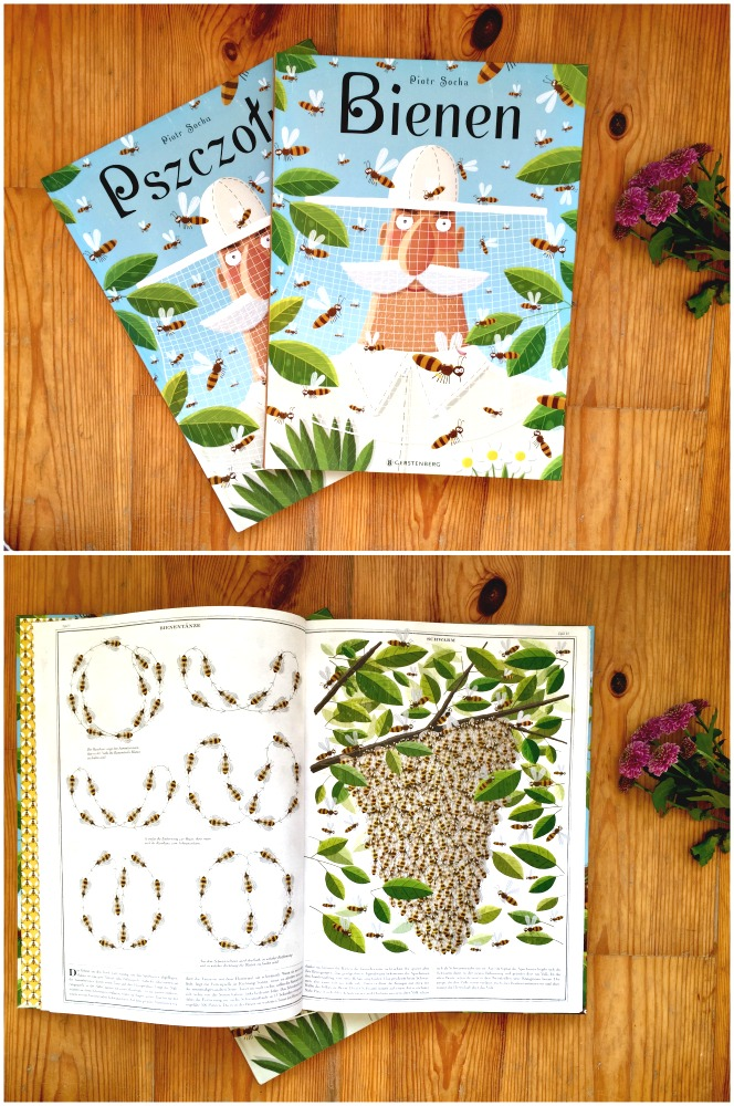 Kinderbücher aus Polen - Bienen