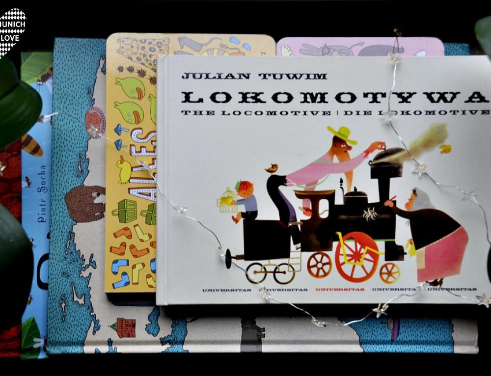Kinderbücher aus Polen auf Deutsch, Teil 2. (inkl. Verlosung)