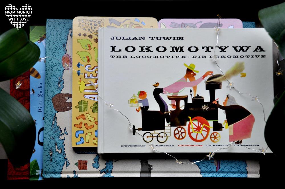 Kinderbücher aus Polen auf Deutsch