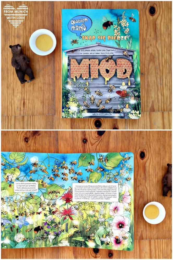 Polnische Kinderbücher auf Deutsch_Honig