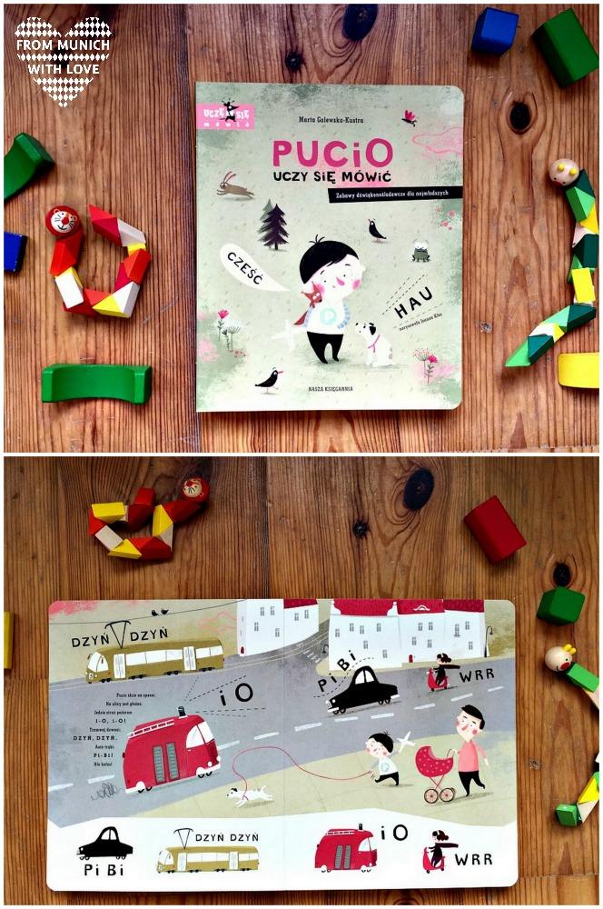 Polnische Kinderbücher auf Deutsch_Moritz lernt sprechen