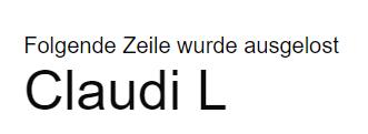 Claudi L