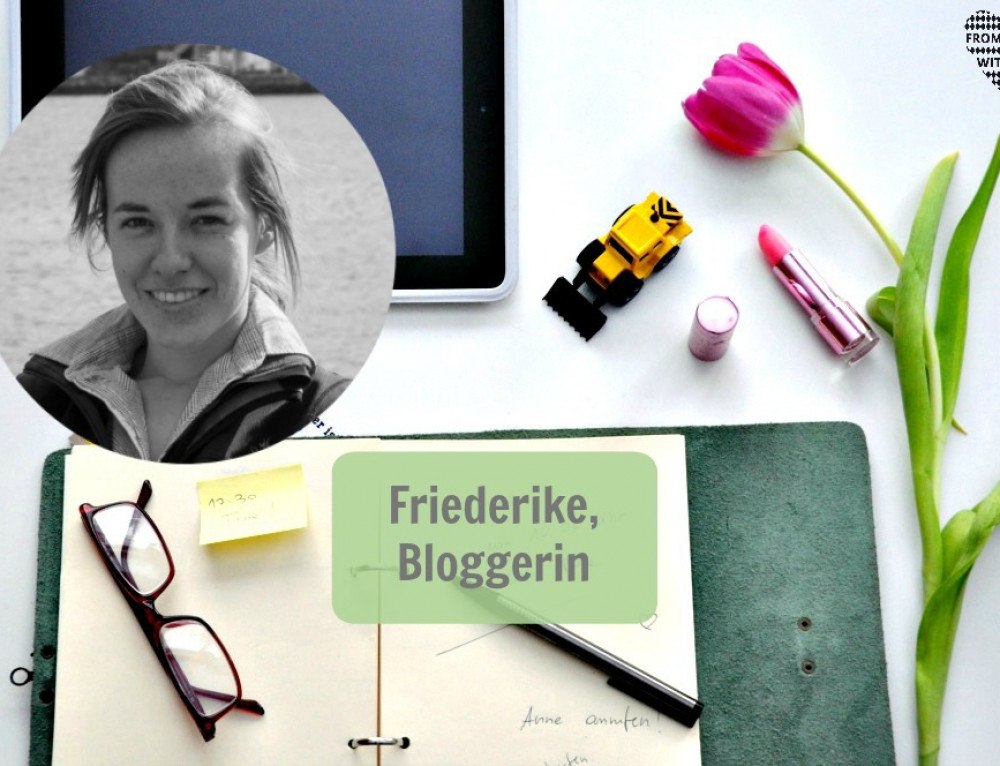 Mama Start-Up: Friederike von Rodde, Bloggerin