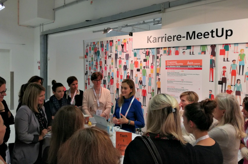 Karriere Meet-Up_HerCareer München