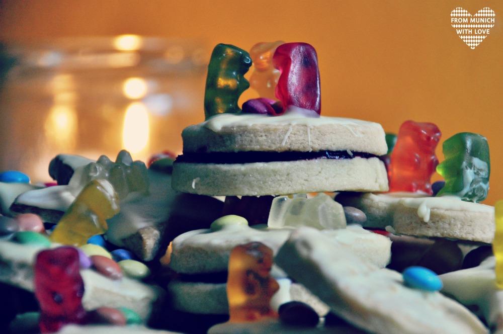 Karussell-Kekse Gummibärchen