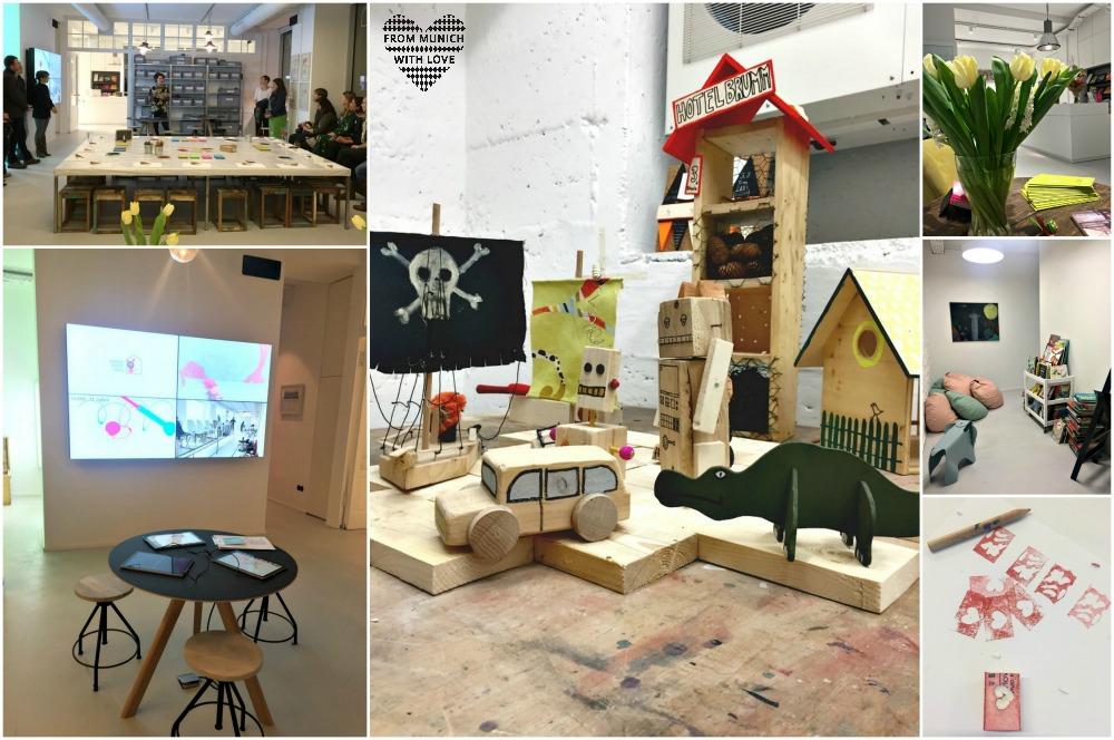 Kinderkunsthaus München neue Location Hohenzollernstraße_Schwabing