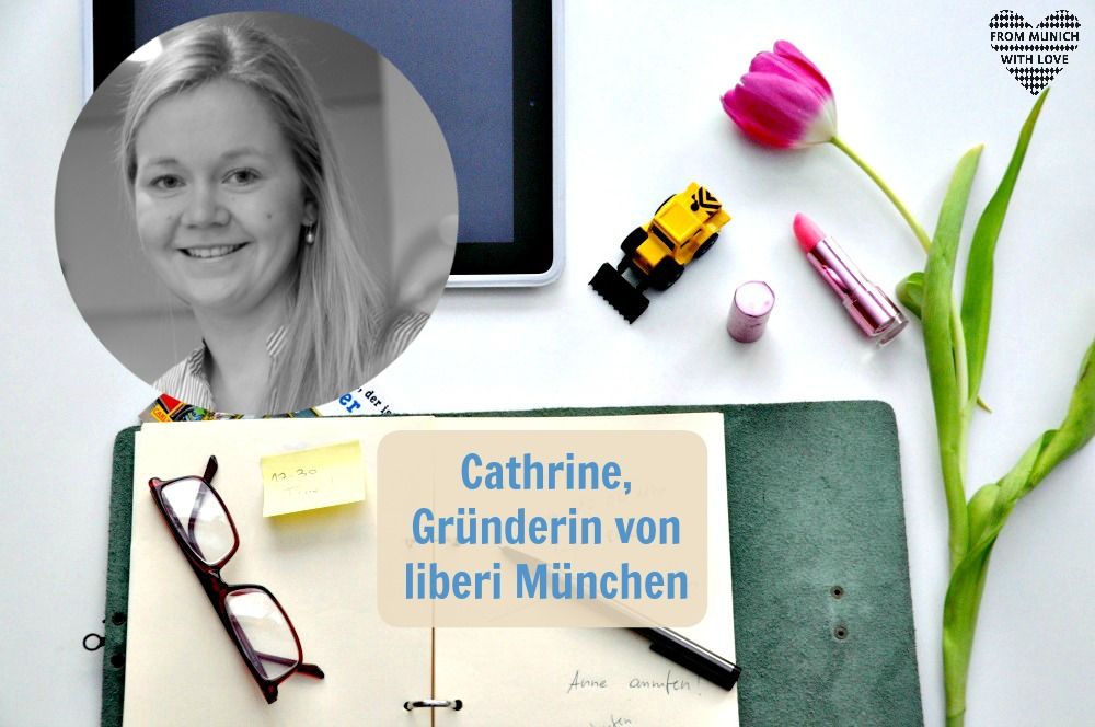 Cathrine Schorp, Gründerin von liberi München