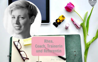 Rhea Seehaus, Coach, Trainerin und Referentin