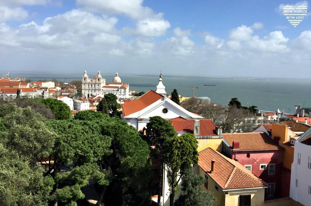 10 Gründe Lissabon zu lieben_Ausblick