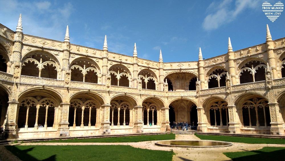 10 Gründe Lissabon zu lieben_Mosteiro dos Jeronimos