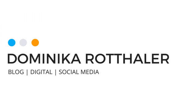Dominika Rotthaler_Blog-Digital-Social Media_Logo