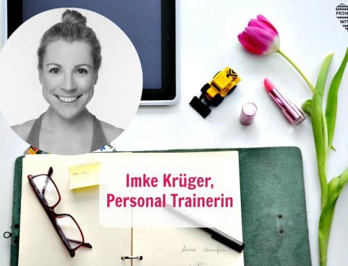 Mama Start-Up: Imke Krüger, Personal Trainerin