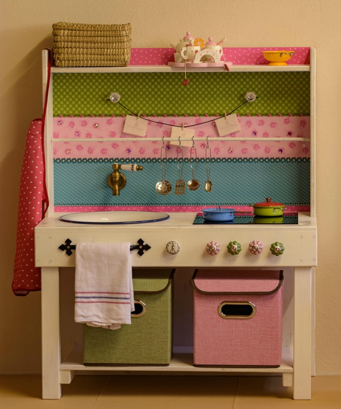 Kinderküche 2 Märchendesign Shop
