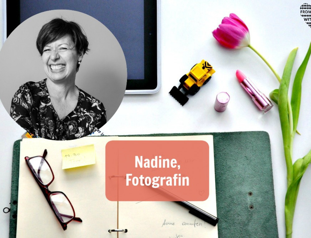 Mama Start-Up: Nadine Winkelmann, Fotografin