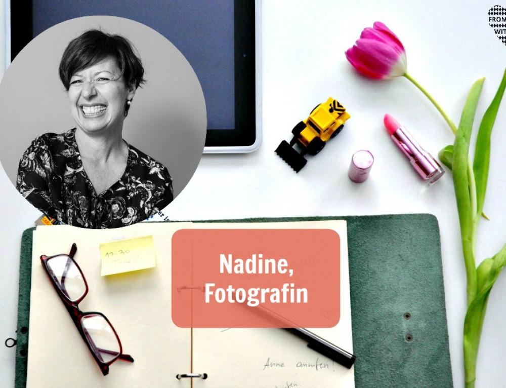 Mama Start-Up: Nadine Winkelmann, Fotografin