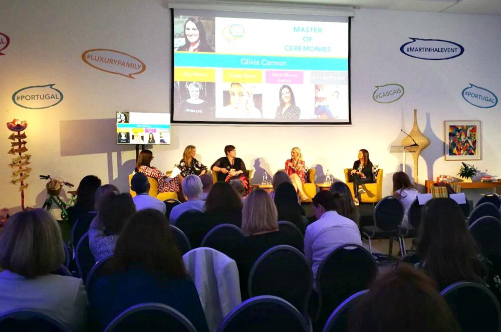 Martinhal Luxury Family Brand Event 2018_Blogger Panel