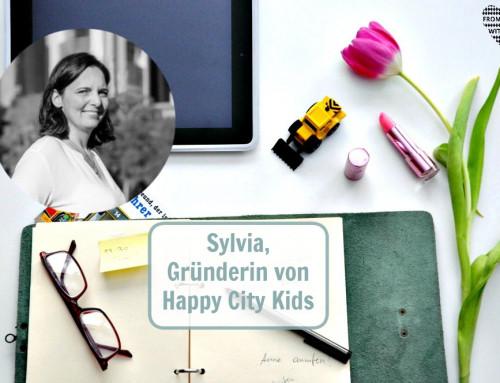 Mama Start-Up: Sylvia Allwinn, Gründerin von Happy City Kids