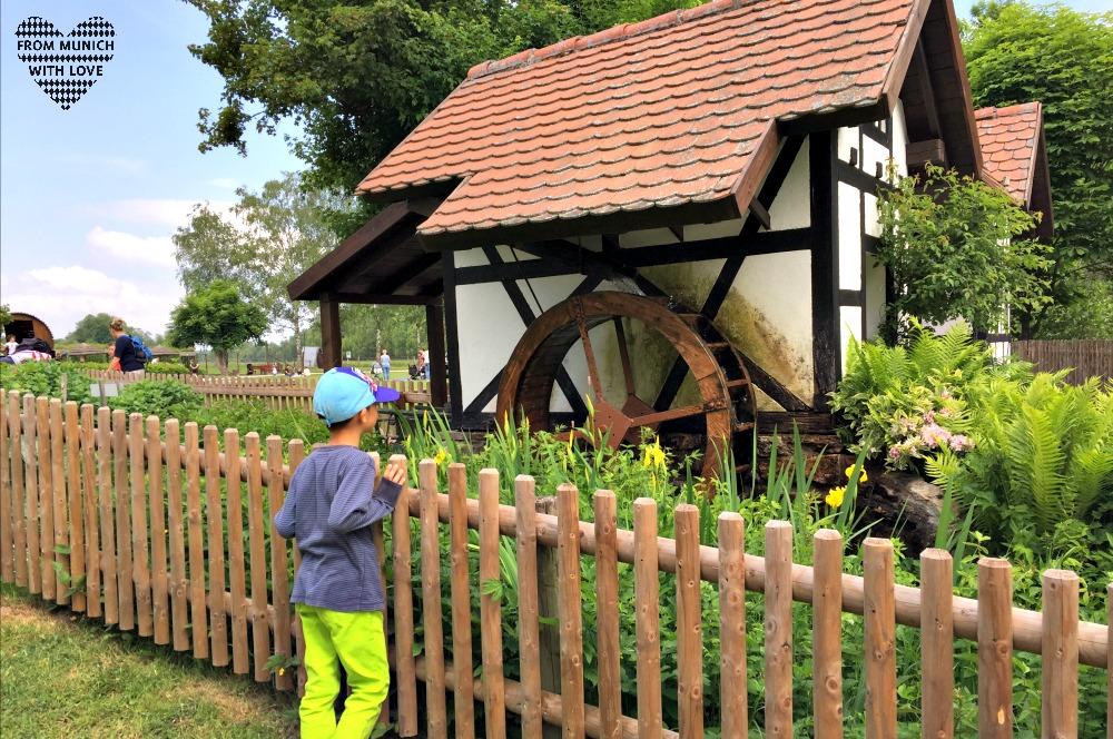 Tagesausflug zum Freizeitpark Lochmühle_Alte Mühle