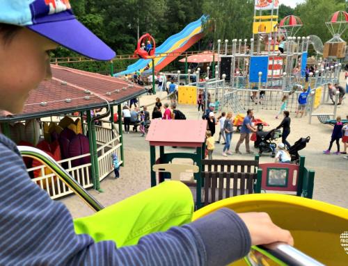 Unser Tagesausflug zum Freizeitpark Lochmühle