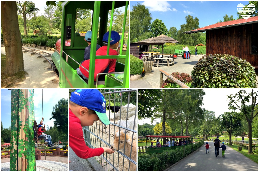 Tagesausflug zum Freizeitpark Lochmühle_Atraktionen