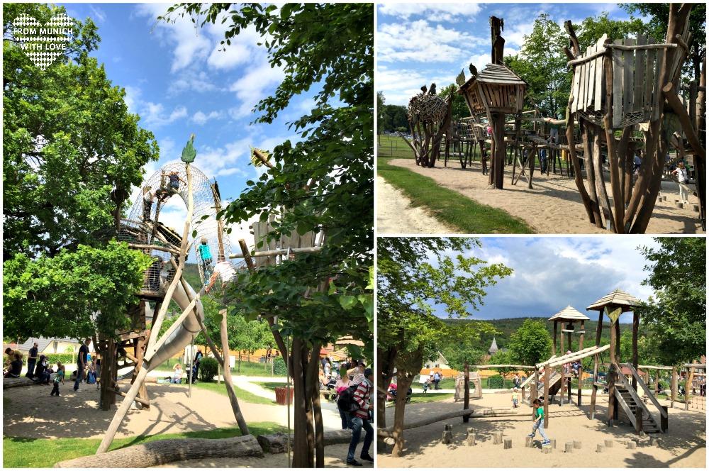 Tagesausflug zum Freizeitpark Lochmühle_Baumgipfelpfad