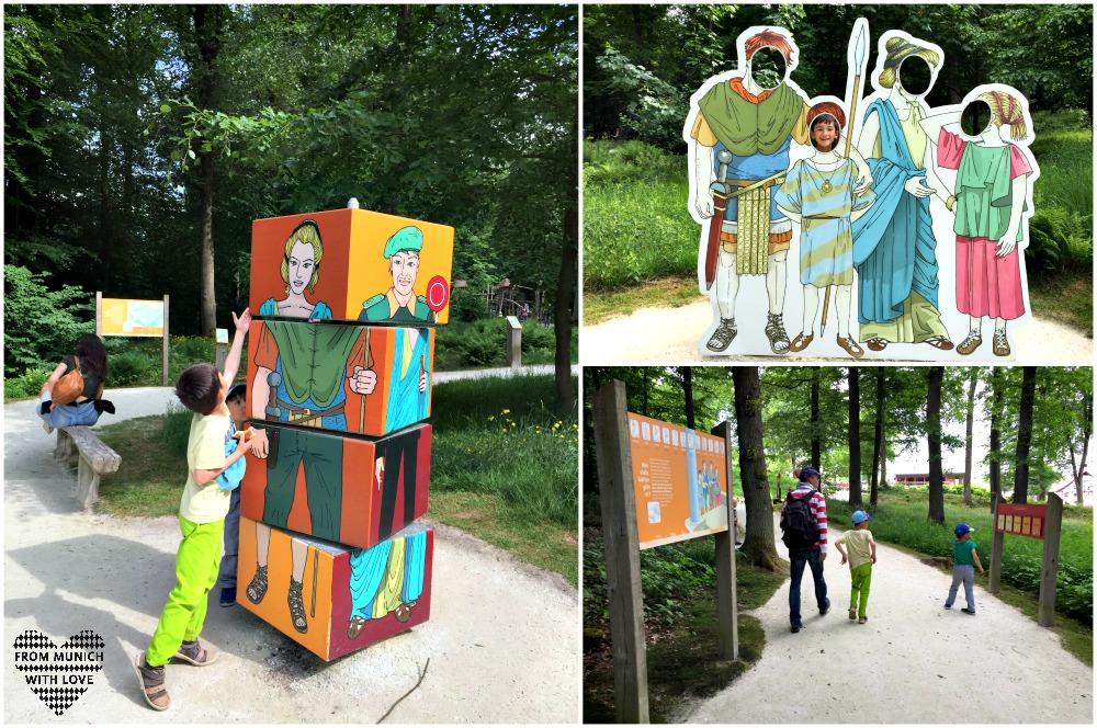 Tagesausflug zum Freizeitpark Lochmühle_Römer