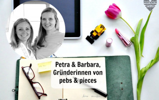 Petra Büttinghaus und Barbara Kerscher_pebs-and-pieces