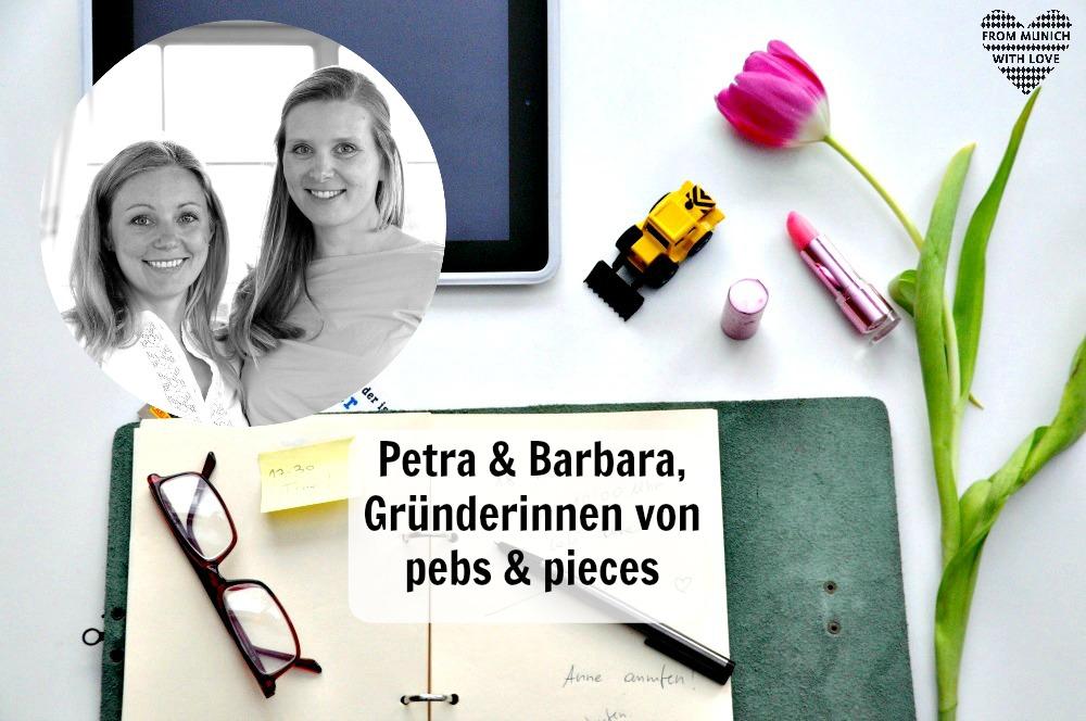 Petra Büttinghaus und Barbara Kerscher_pebs-and-pieces