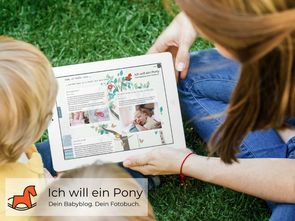 Ich will ein Pony_Fotobuch