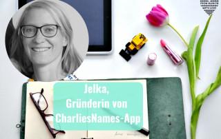 Jelka Hauschild, CharliesNames-App