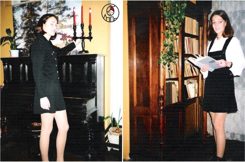 Liebes Tagebuch-wie war ich vor 20 Jahren